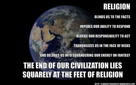 Religion and Climate Change 2